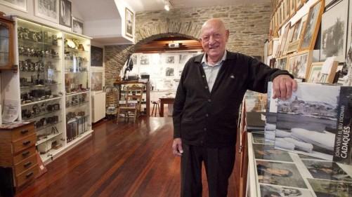 Joan Vehí, Fotógrafo, contador de historias e amigo de Dalí!