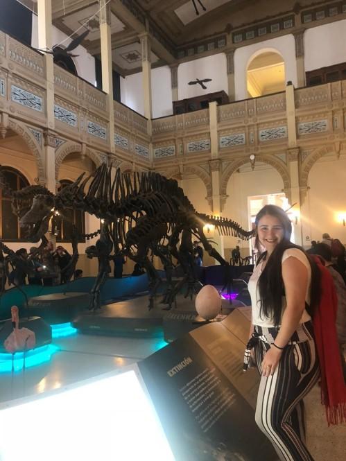 Museu de Historia Natural - Santiago do Chile
