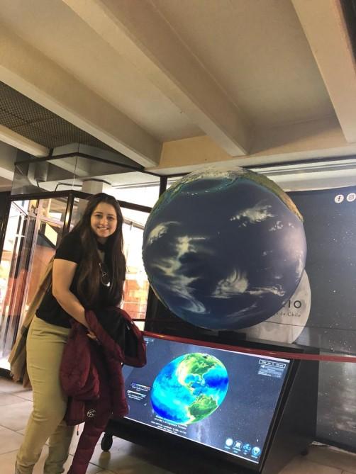 Planetario de Santiago - para crianças e adultos