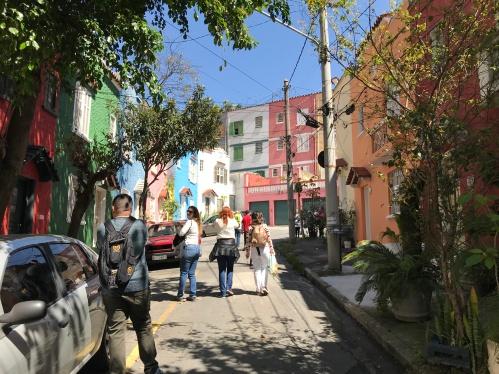 Uma vila portuguesa em meio ao bairro liberdade - São Paulo