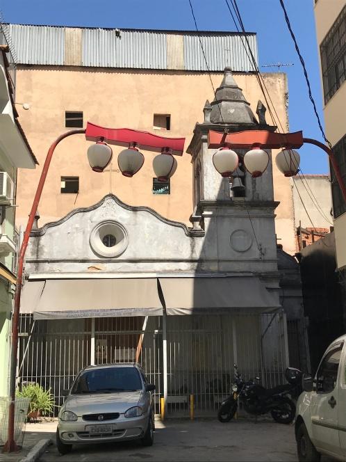 Capela dos Aflitos.Liberdade - São Paulo