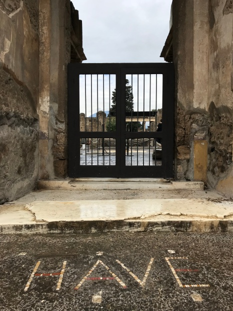 Casa de Fauno - Pompeia 2018
