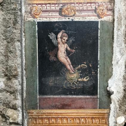 Casa dos Vettii - Pompeia 2018