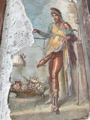 Príapo, o deus da fertilidad