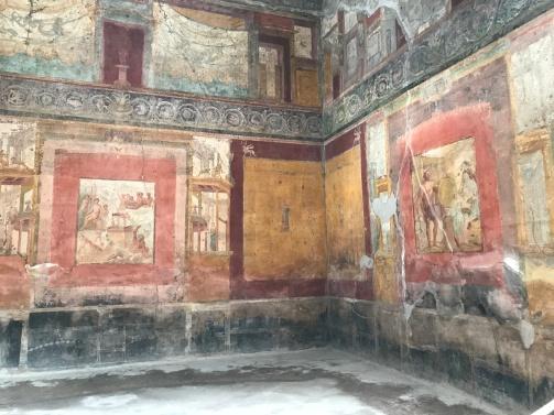 Casa de Sírico - Pompeia 2018