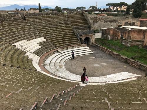 Teatro Grande de Pompeia 2018