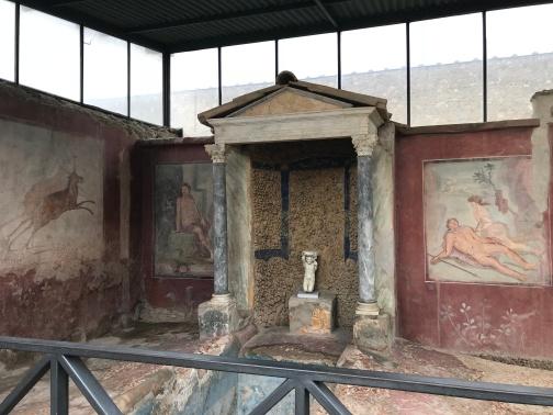 CASA DE OTAVIO QUARTIO - Pompeia 2018