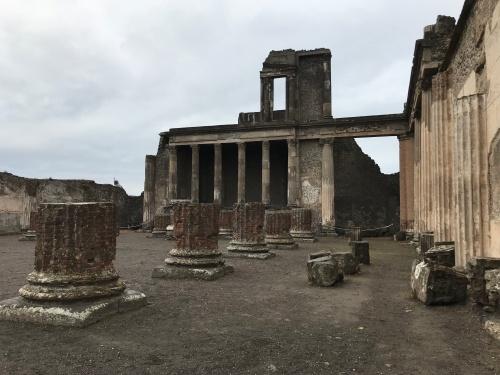 Basilica de Pompeia - fev/2018