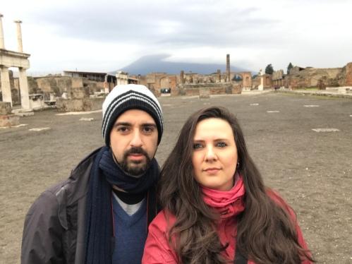 Foro de Pompeia - fev/2018