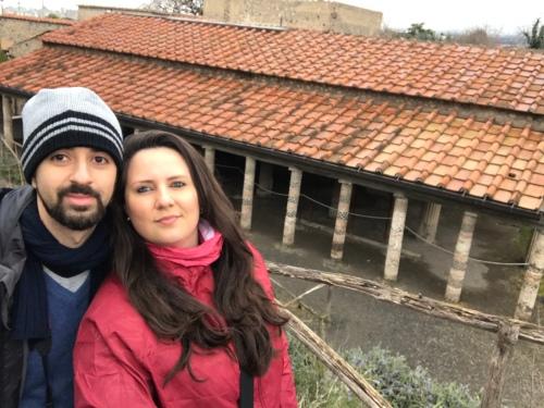 Villa dos Mistérios - Pompeia 2018