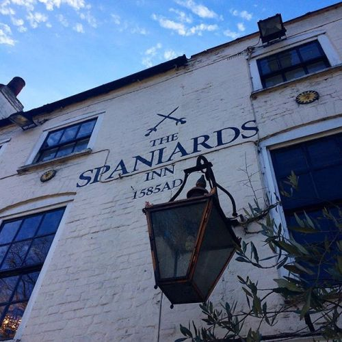 Um tour por Hampstead, Londres - The Spaniards Inn