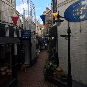 Um tour por Hampstead, Londres - Antiquario
