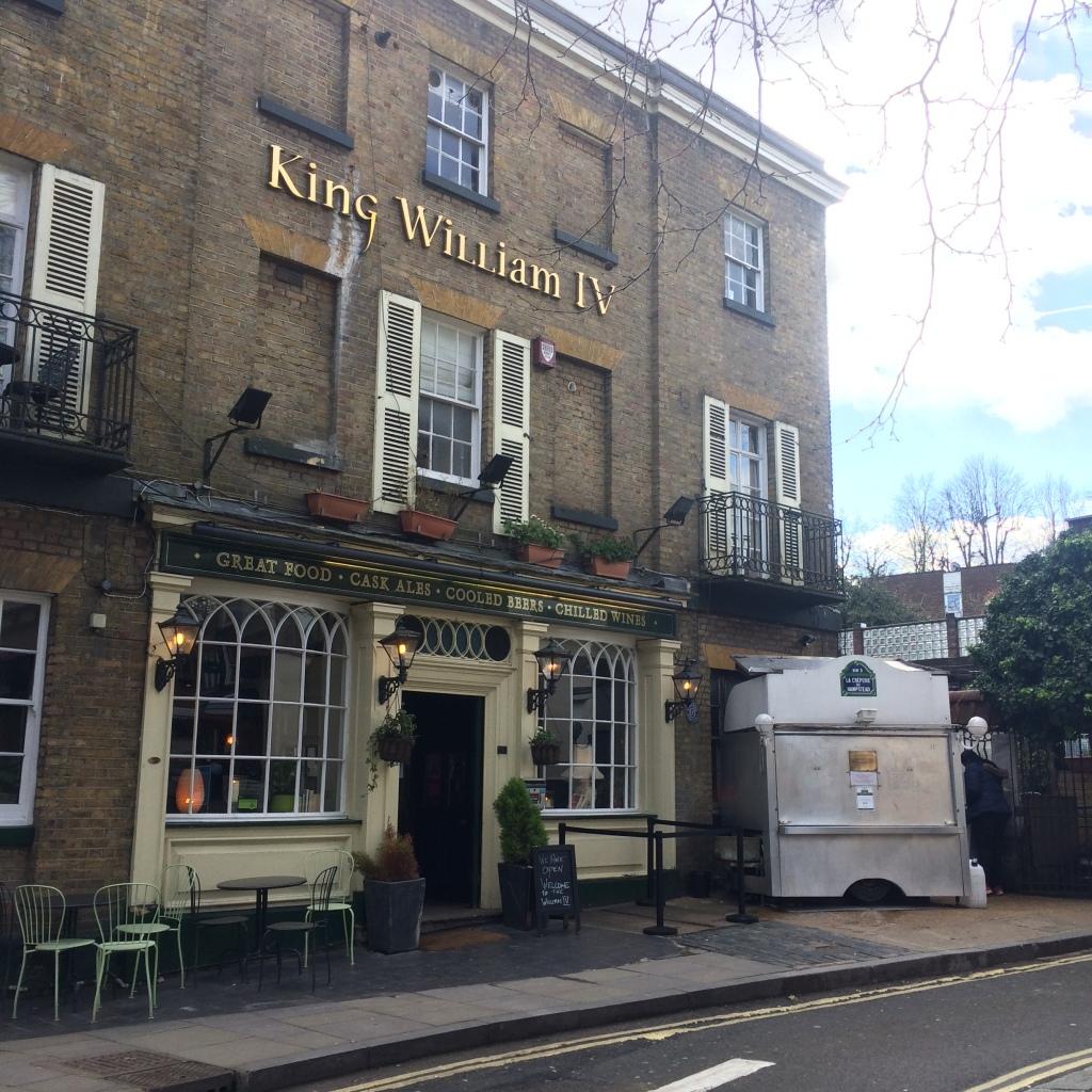 Um tour por Hampstead, Londres - La Creperie of Hampstead