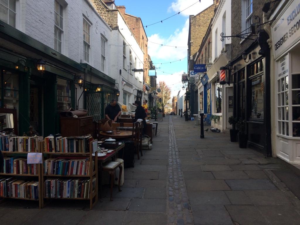 Um tour por Hampstead, Londres - Flash Walk