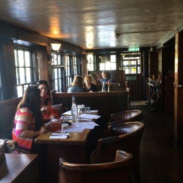 Um tour por Hampstead, Londres - The Spaniards Inn