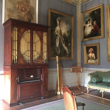 Um tour por Hampstead, Londres - Kenwood House